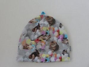 Katter och balonger